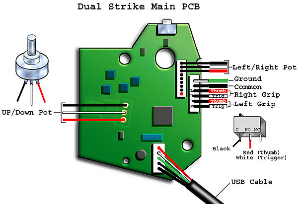 1UPArcade Star Wars Atari Wiring Diagram on nes wiring diagram, xbox 360 wiring diagram, ps2 wiring diagram,
